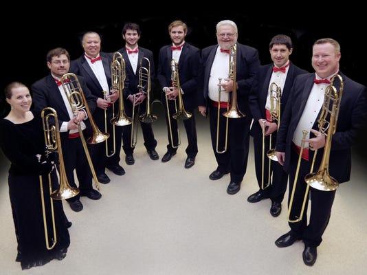 Trombone Ensemble, Farmington Community Band