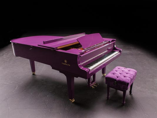 Prince-Purple Piano