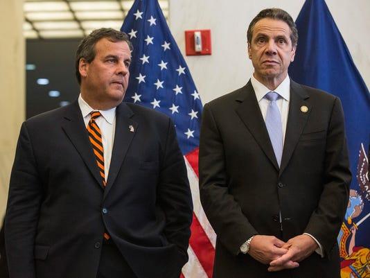 Cuomo, Christie, De Blasio, And Homeland Security Secretary Jeh Johnson Address Enhanced Security In NY/NJ Regions