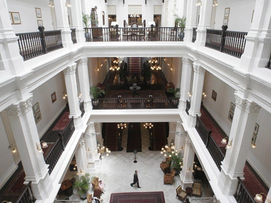 The famous Raffles Hotel, shown in 2007, is a colonial gem that has hosted the likes of Rudyard Kipling and Michael Jackson.