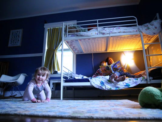 Why parents are choosing to have kids share rooms even when thereís space