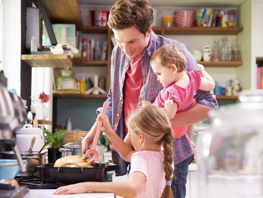 The kids are all right - but what about your spouse?