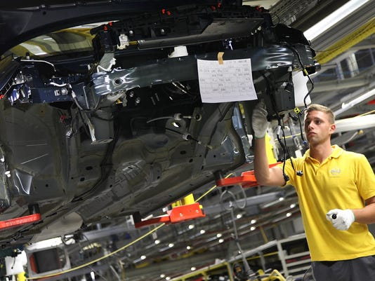 Opel Launches New Insignia Production
