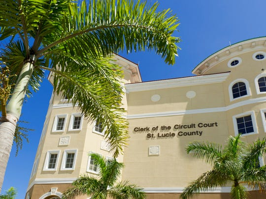 St. Lucie County Clerk of the Circuit Court building. (FILE PHOTO)