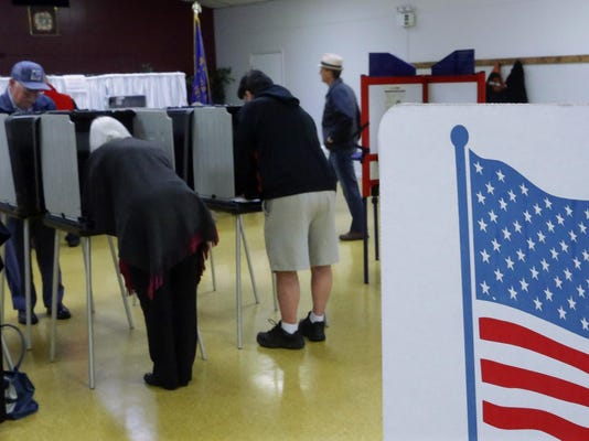 AP ELECTION ILLINOIS VOTING A ELN USA IL