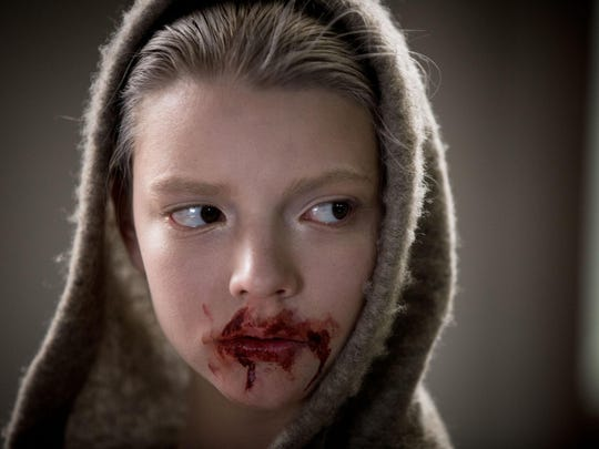 """This image released by Twentieth Century Fox shows Anya Taylor-Joy in a scene from """"Morgan."""""""
