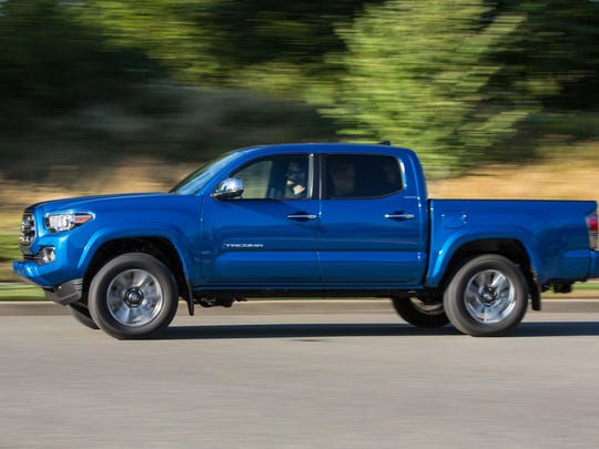 The 2016 Toyota Tacoma has a new 3.5-liter V-6, and a more refined and quieter cabin.