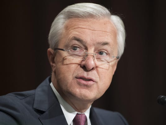 Wells Fargo CEO apologizes for sales practices