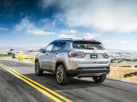 The next-generation Jeep Compass, which premiered in Brazil on Monday night, will replace both the current Compass and the Patriot.