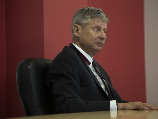 Johnson and Stein wonít appear in first presidential debate