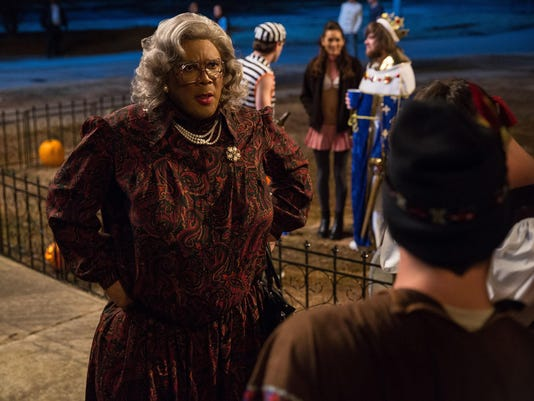 Boo! A Madea Halloween Movie Review
