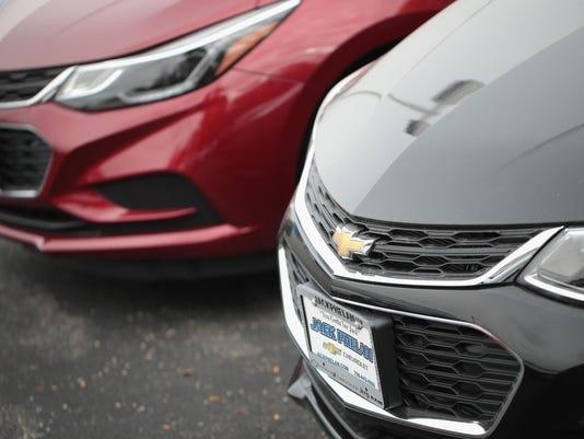 General Motors Reports Record Quarterly Revenue In Q3