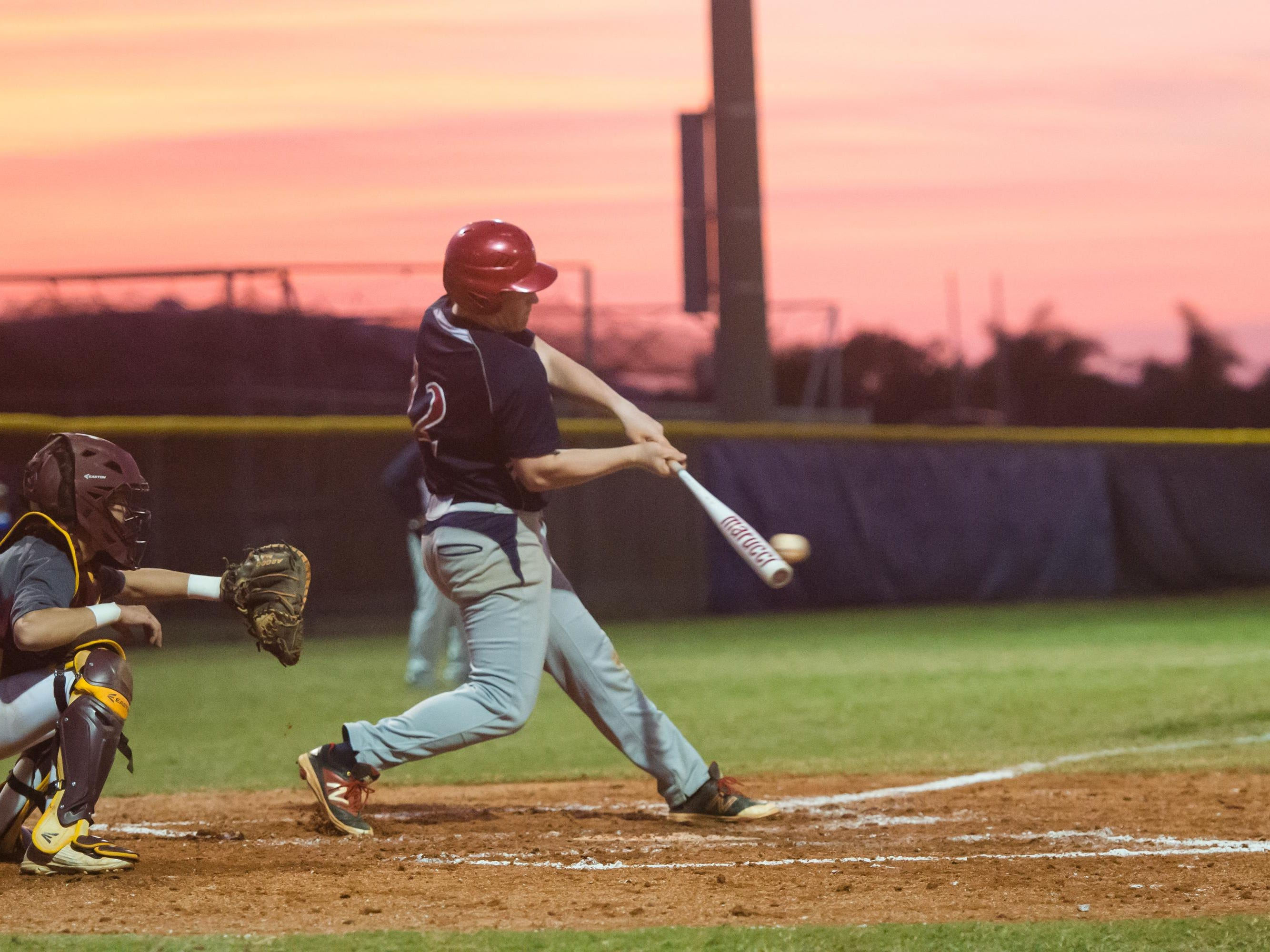Cocoa Beach's Austin Schlenker was voted the Community Credit Union FLORIDA TODAY Athlete of the Week.