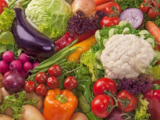 Want a longer life? Youíll need to eat way more vegetables than you think