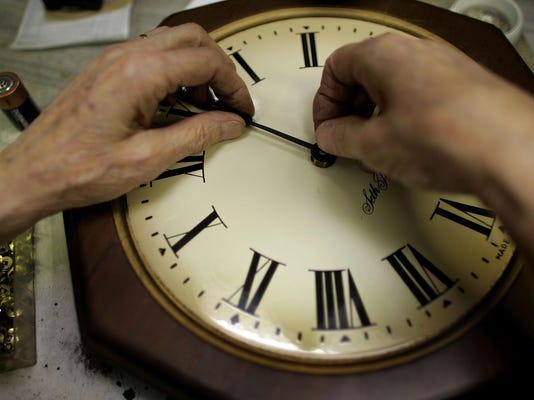 Businesses Prepare For Earlier Daylight Savings Time