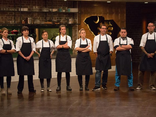 Chefs from season 14 of Bravo's Top Chef.