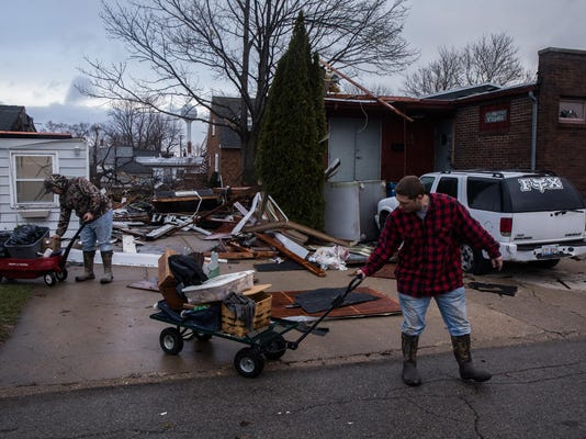 Thunderstorms are getting more destructive - and insurance companies are paying for it