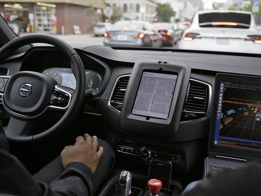 Driving Revolution-Robots vs Humans (2)