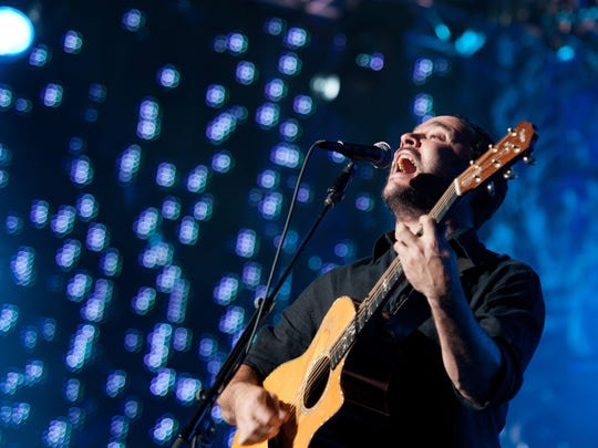 Dave Matthews returns to CMAC with pal Tim Reynolds.