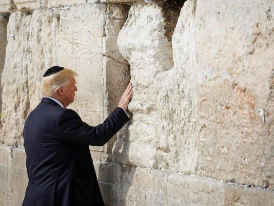 As Trump steps off Air Force One, Israelis worry about his mindset