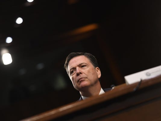 News: James Comey Hearing
