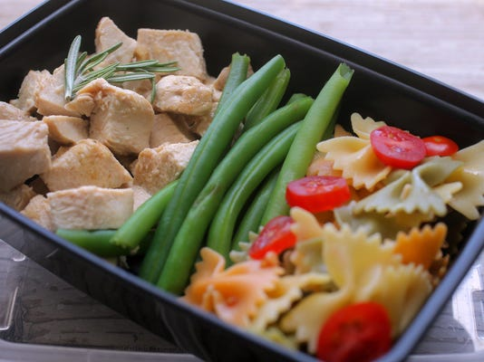 Prep your lunches for a week