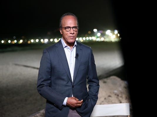 NBC Nightly News with Lester Holt - Season 2016
