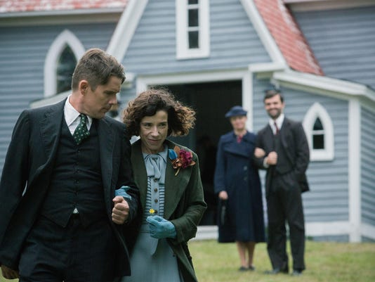 Movie review: Sally Hawkins excels while Ethan Hawke overexerts in 'Maudie'