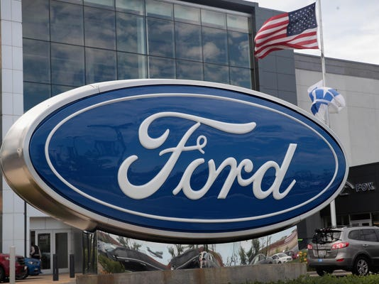 FILE: Ford Earnings Up