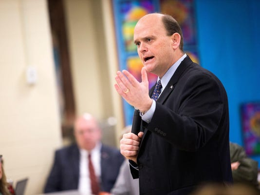 TOM REED TIOGA TOWN HALL