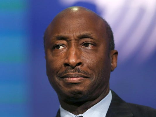 FILE: Merck CEO Resigns From Trump Council After Charlottesville