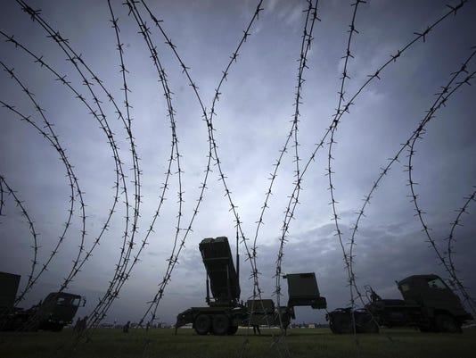APTOPIX Japan Defense North Korea Missiles