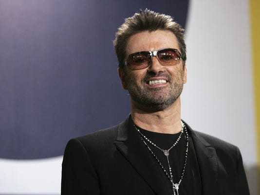 FILE - Remembering George Michael Who Has Died Aged 53