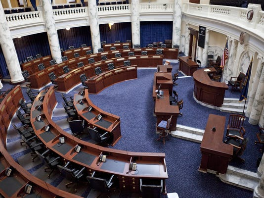 House of Representatives Chamber Idaho State Capitol
