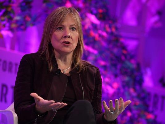 "Fortune Hosts Its ""Most Powerful Women Summit"" In Washington, D.C."