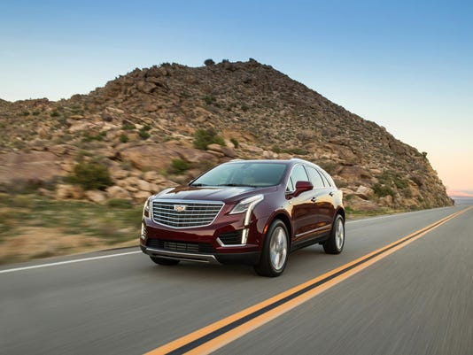 Auto review: Cadillac XT5 comes with room for five
