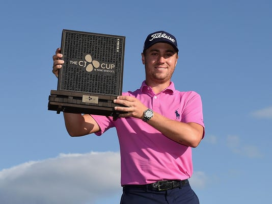The CJ Cup - Final Round