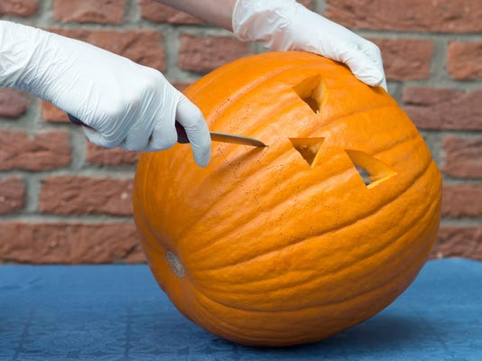 Beware of 'Halloween hand' and other scary holiday-related injuries