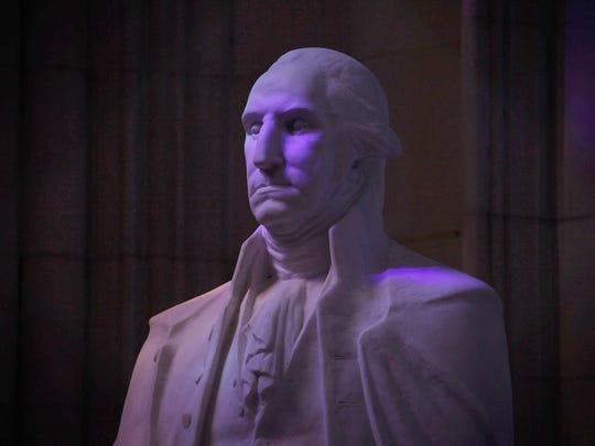 George Washington: Funny business?