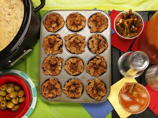 Breakfast tailgating: Delicious recipes to help you plan ahead and keep it simple