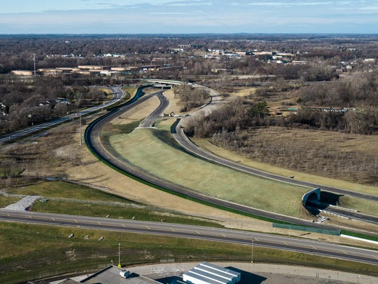 The American Center for Mobility's 500-acre driverless car proving ground at Ypsilanti's Willow Run includes a 700-foot curved tunnel.