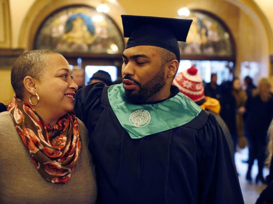 Chicago man's success shows college dreams within reach for more people with autism