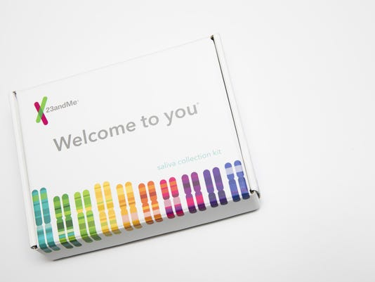 DNA spit kits: 23andMe's ancestry results 'most confounding,' new report says