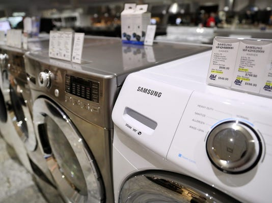 Why the imported washing machine you want is getting more expensive