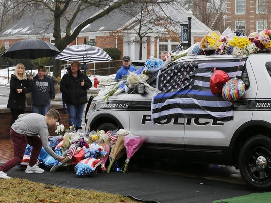 Ohio Officers Fatally Shot