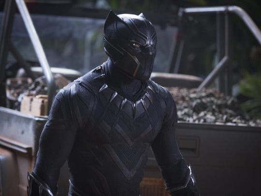"""Chadwick Boseman on """"Black Panther:"""" """"I can remember several times writing in my journals, 'That would be a cool thing to see in Black Panther' — ideas from real life, from real history, or real archaeology or architecture."""""""
