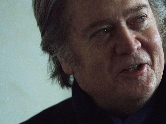 Former White House chief strategist Steve Bannon, who previously served as Trump's campaign chief executive, had also been vice president of Cambridge Analytica.