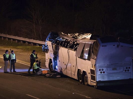 Long Island Bus Accident