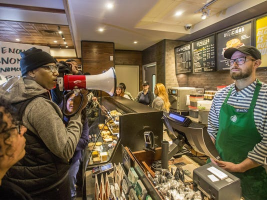 Starbucks - Black Men Arrested