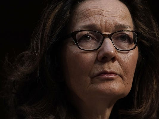 CIA Director Nominee Gina Haspel Testifies At Senate Confirmation Hearing